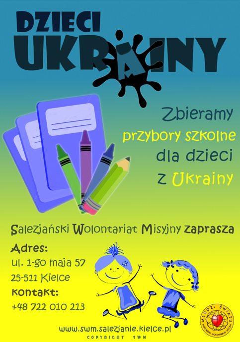 Dzieci Ukrainy